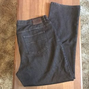 Ralph Lauren Brown Jeans Size 18